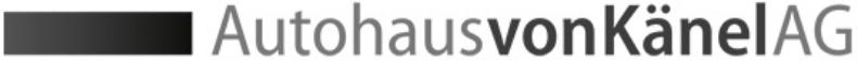 Autohaus von Känel AG Frutigen Hauptsponsor Schwimmclub Frutigen