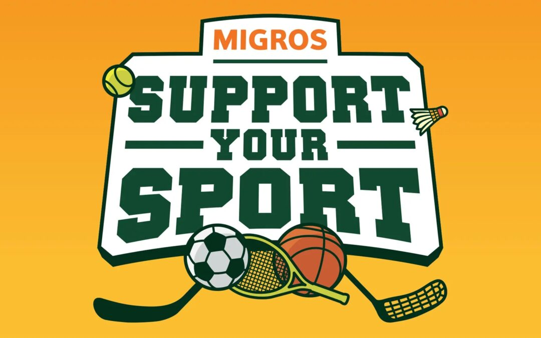 Support your Sport – Danke!