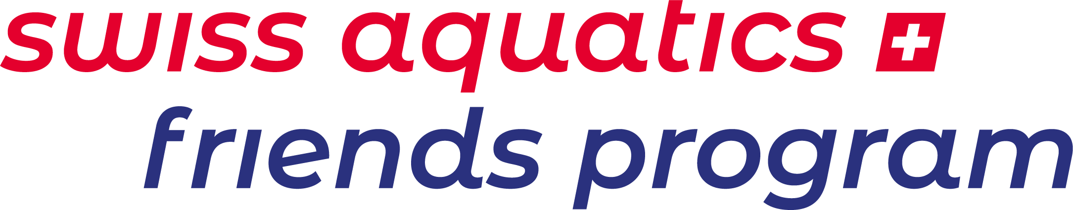 Swiss aquatics friends program Link